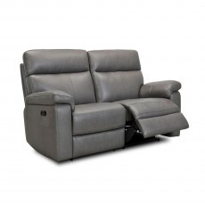 Como Power Reclining 2 Seater Sofa