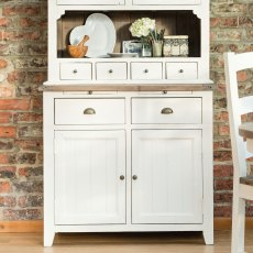 French Country Narrow Sideboard