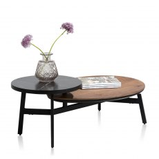 Halmstad Two-Tier Coffee Table