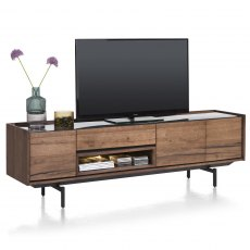 Halmstad 190cm TV Lowboard with LED