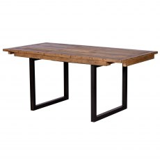Key West 140cm Extending Dining Table