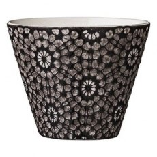 Lene Bjerre Abella Collection Bowl Cup: Black