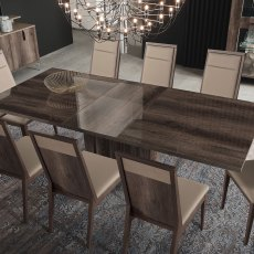 Milano Extendable Dining Table 200cm