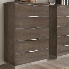 Palazzio Five Drawer Chest