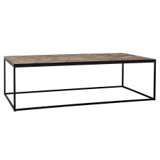 Parquet 140cm x 70cm Coffee Table