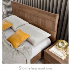 Storm King Size Bed