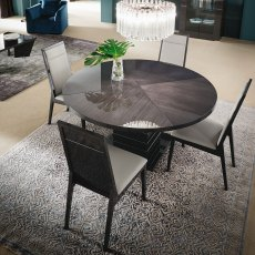 Versailles 160cm Round Dining Table