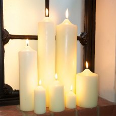 Church Candles for Lanterns