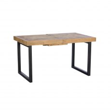 Key West 140cm Fully Extending Dining Table