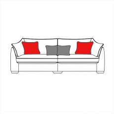 Hanbury 3 Seater Sofa