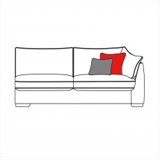 Hanbury Medium End Sofa