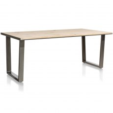 Faneur U-shaped Leg Dining Table