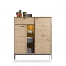 Faneur Highboard with LED