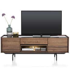 Halmstad 160cm TV Lowboard with LED