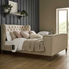 Brisbane 5' King Size Bedstead