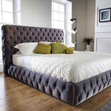 Burlington 5' King Size Bedstead