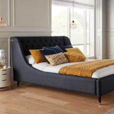Lewis 5' King Size Bedstead