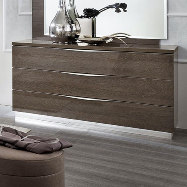Palazzio Three Drawer Dresser