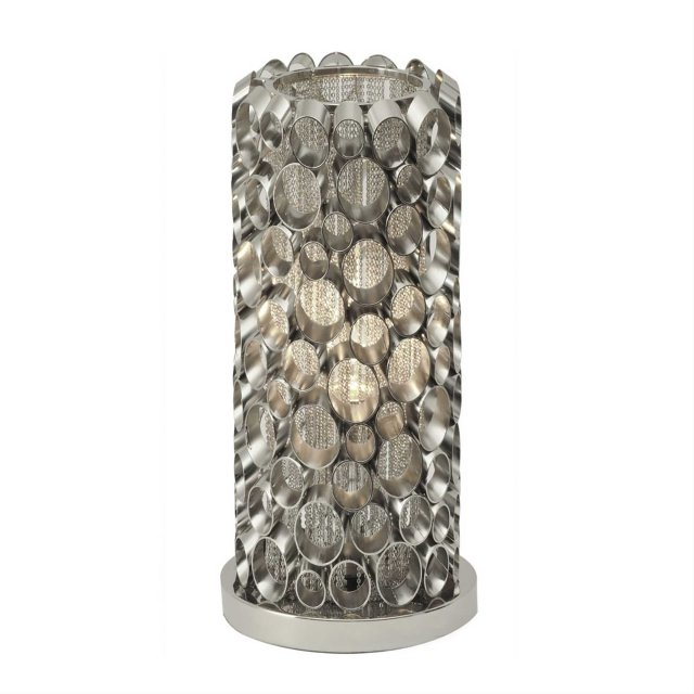 Concentrics Cylindrical Tube Table Lamp