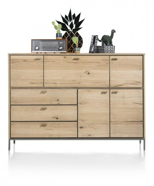 Faneur Secretary Dresser with LED