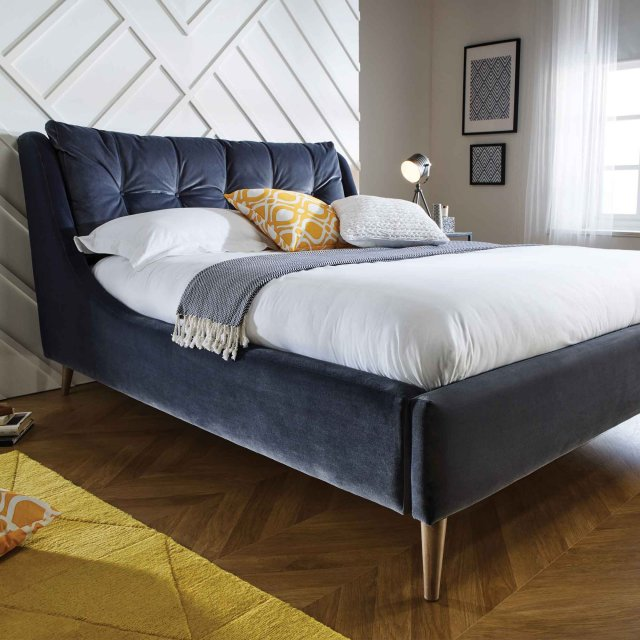Ruskin 5' King Size Bedstead